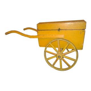 Belgian Peddler's Dog Cart