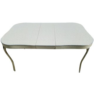 Retro 1950s Diner Style Table
