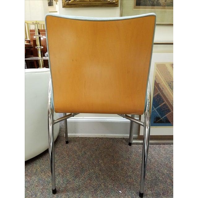 Loewenstein Mid-Century Modern Elia Chair - Image 4 of 6