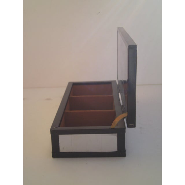 English Art Deco Trinket Box - Image 7 of 11