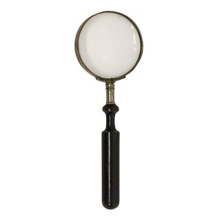 Imported Magnifying Glass With Wooden Handle