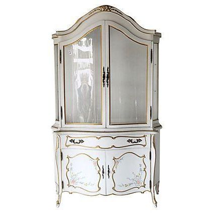 French China Cabinet - Image 1 of 5