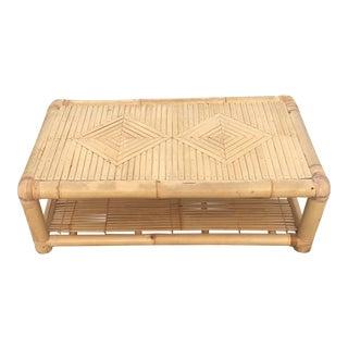 Mangku Bamboo Coffee Table