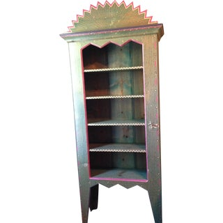 David Marsh Sunburst Bookcase