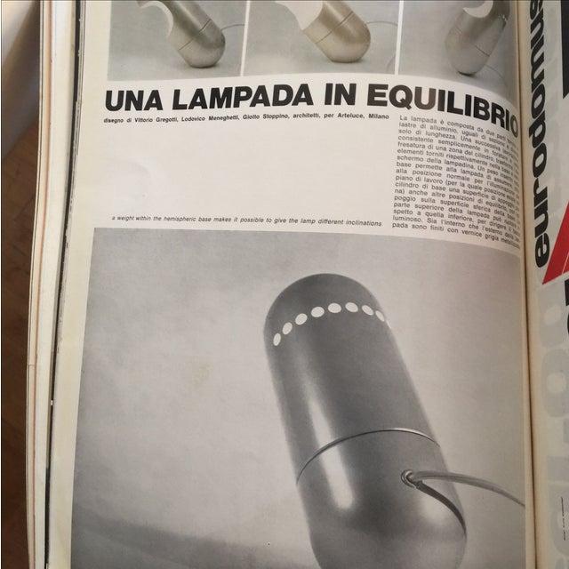 Domus Magazine 1967 Geo Ponti - Image 8 of 10