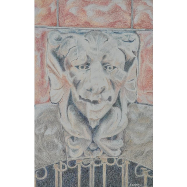 """Image of """"Watsonville Grotesque"""" Drawing by Eleanor Perry"""