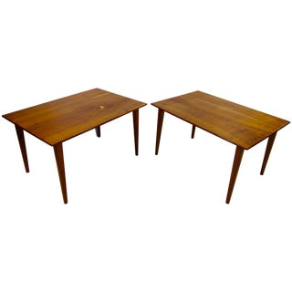 Arthur Espenet Carpenter III Tables - A Pair