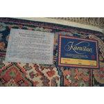 Image of Vintage Karastan Heriz Area Rug
