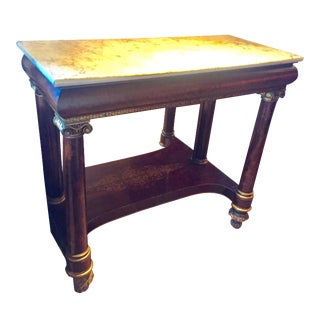 1830's American Pier Table