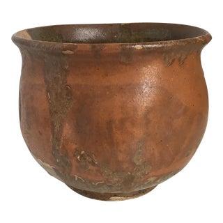 Vintage Art Pottery Planter Pot