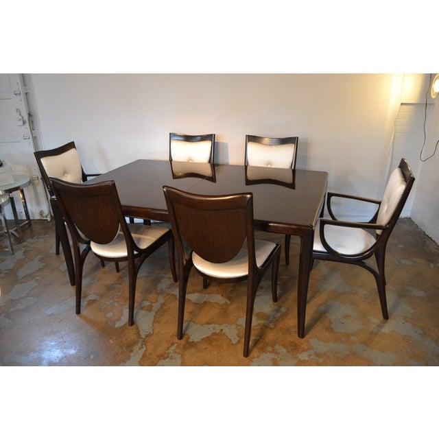 Thomas Moser Moserform Sabina Chairs - Set of 6 - Image 9 of 9