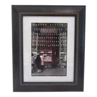 Framed Photo of 'The Egg Store' by David Melby