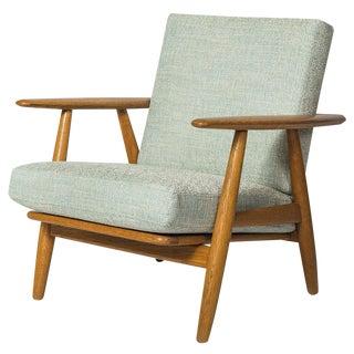 """Hans Wegner GE-240 """"Cigar"""" Chair"""