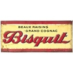 Image of Vintage French Bisquit Sign