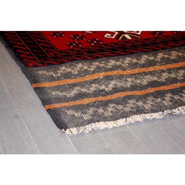 Apadana - Vintage Baluch Rug - 3' X 5' - Image 2 of 2