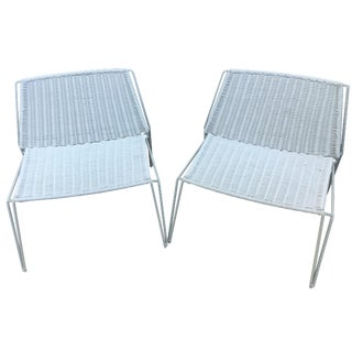 Room & Board Penelope Outdoor Loungers - A Pair
