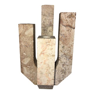 Mannelli Raymor Travertine Candelabra