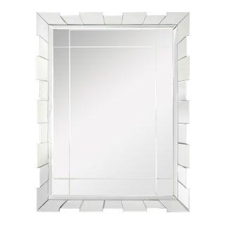 Art Deco Beveled Mirror
