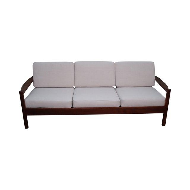 Image of Danish Teak Sofa by Tarm Stole Mobelfabrik