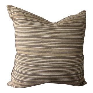 Christian Liaigre Linen Throw Pillow