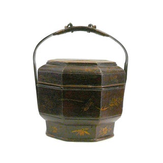 Chinese Octagon Wedding Basket