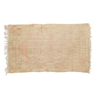 "Vintage Distressed Tulu Rug - 3'2"" x 5'4"""