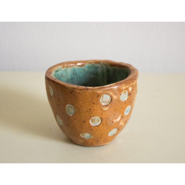 Handmade Mid-Century Pinch Pot - Image 3 of 7