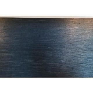 Blue York Thybony Wind Song Grasscloth