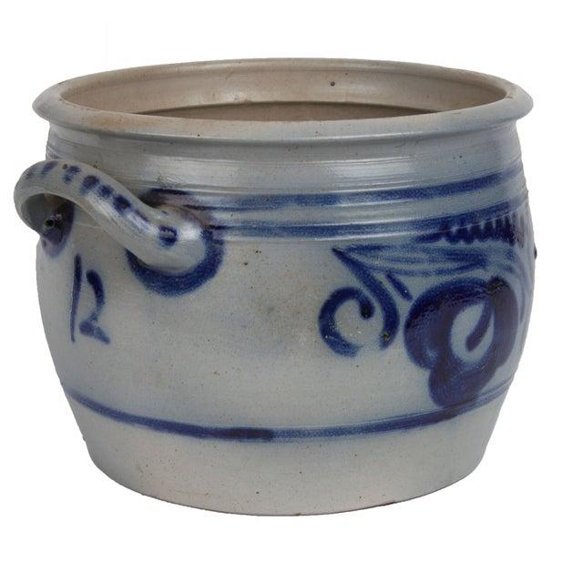 Danish Salt Glaze Pottery - Image 3 of 3