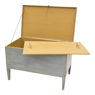 Sarreid Ltd. Trunk Storage Side Table