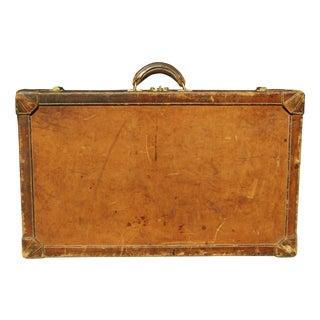 Hermes Vintage Leather Hard-Side Suitcase