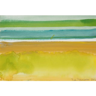 """Yellow and Green Horizon"""
