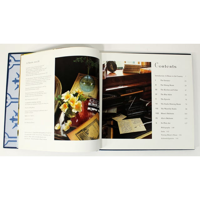 """Monet's House"" First Edition Book - Image 6 of 8"