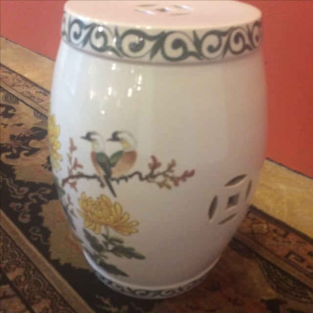 Chinoiserie Garden Stool - Image 5 of 9