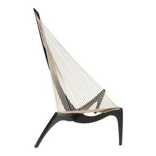 "Original ""Harp"" Chair by Jorgen Hovelskov"