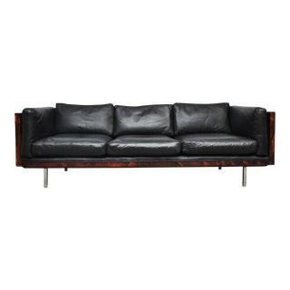 Rosewood Case Sofa by Milo Baughman