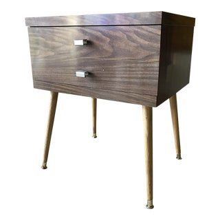 Mid Century Side Table / Night Stand American of Martinsville