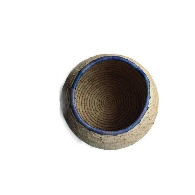 Vintage Woven Cobra Basket Snake Charmer - Image 4 of 5