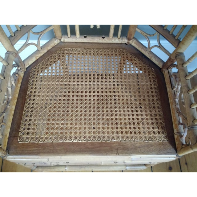 Brighton Pavilion Inspired Bamboo Chair - Image 7 of 7