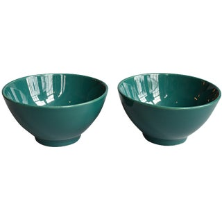 French Coffee Bowls - A Pair