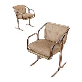 Restored VintaJerry Johnson Chairs - Set of 4