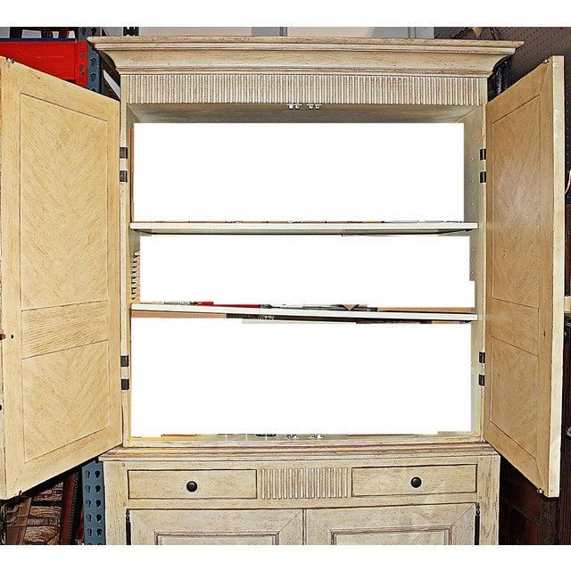 Baker Linen Press Armoire - Image 10 of 11