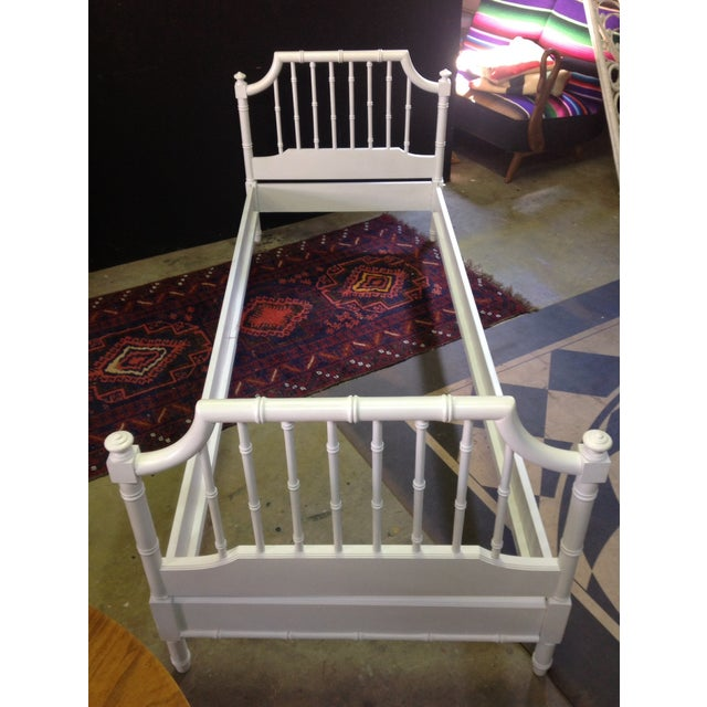 Faux Bamboo Daybed by Thomasville - Image 2 of 8