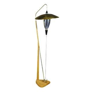 Arthur F. Jacobs Adjustable Floor Lamp