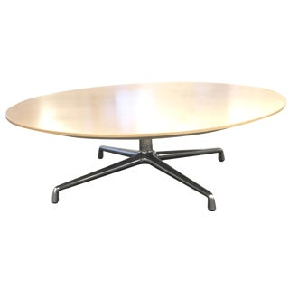 Round Coalesse Lounge Table