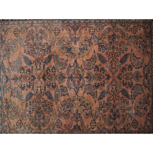 "Leon Banilivi Persian Lillihan Carpet - 11' X 9'1"" - Image 3 of 5"