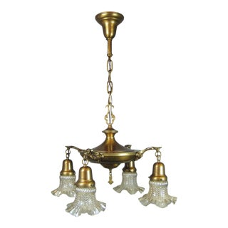 Original Pan Light Fixture (4-Light)