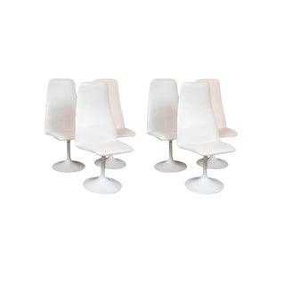 Set of six Saarinen Style Chairs