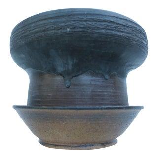 1967 Art Studio Pottery Planter Pot