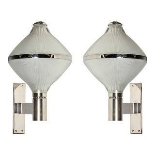 Mid century Lantern Sconces by Sergio Mazza for Artemide